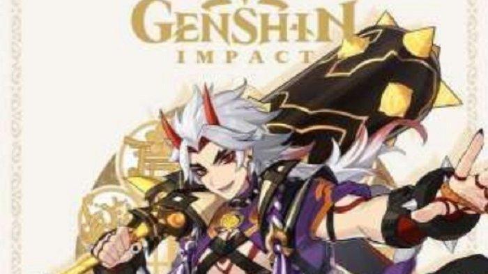 Dua karakter Baru Genshin Impact Diperkenalkan : Arataki Itto dan Gorou