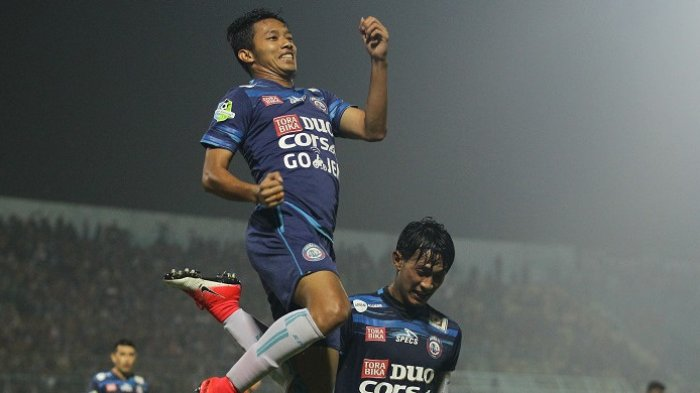 Jelang Arema FC Vs PSIS Semarang, Dendi Bakal Tampil Mati-matian di Laga Penentu