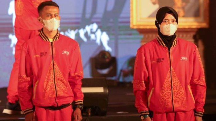 Disemangati Ganjar, Aries Susanti Spiderwoman Atlet Panjat Tebing Asal Grobogan Target Juara di PON