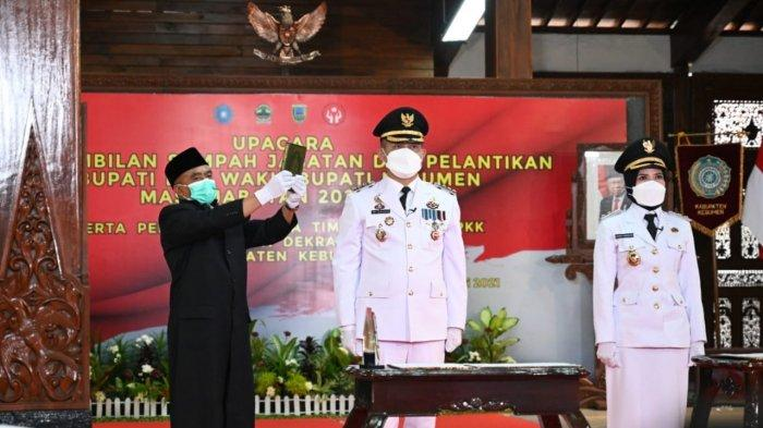 Janji Arif Sugiyanto Setelah Jadi Bupati Kebumen, Mau Terbuka dan Perbaiki Infrastruktur