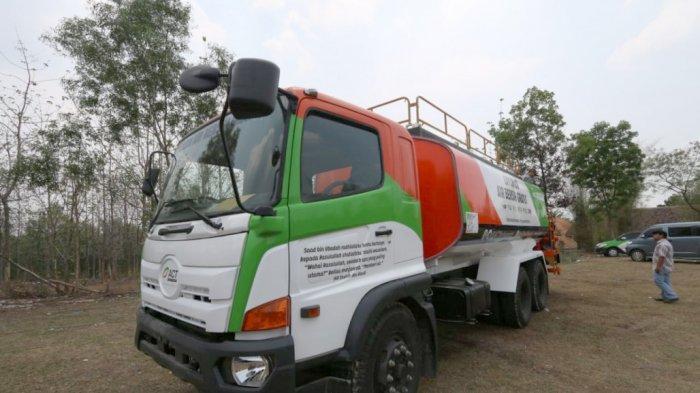 Meluaskan Jangkauan Distribusi Air, ACT Luncurkan Water Truck
