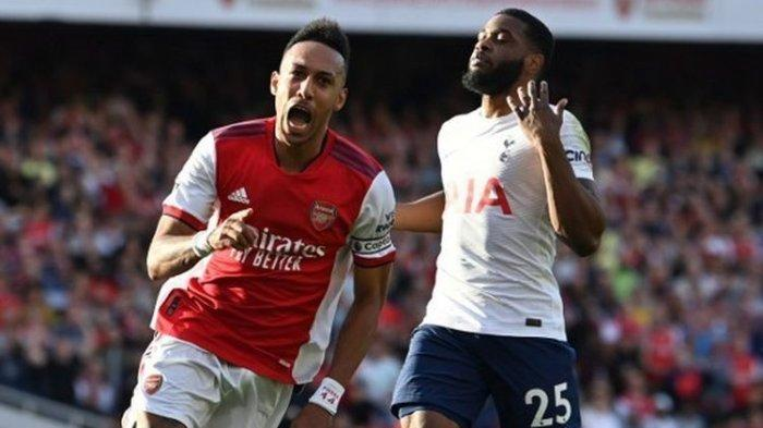 Babak I Arsenal Vs Tottenham Hotspur, The Gunners Memimpin 3-0