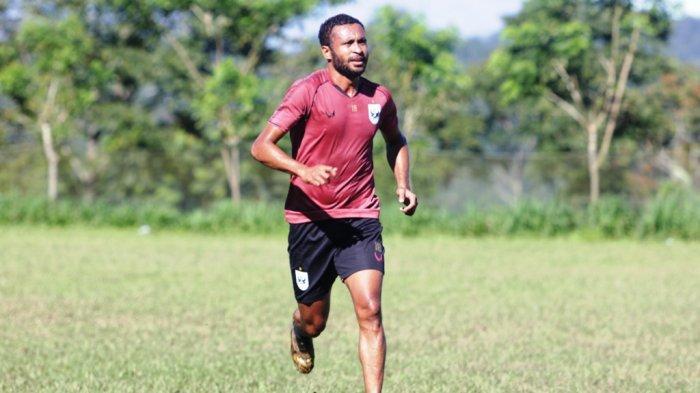 Arthur Bonai PSIS Semarang Masuk Daftar 21 Pemain Timnas yang Diboyong Hadapi Yordania