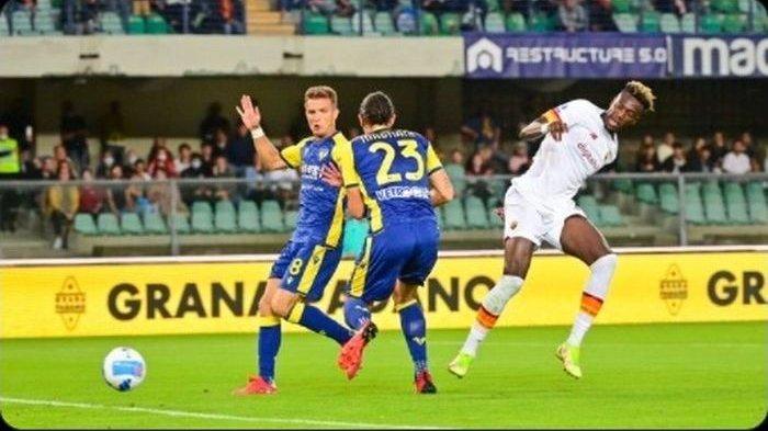 Hasil dan Klasemen Liga Italia: AS Roma Gagal Gusur Inter Milan dari Puncak