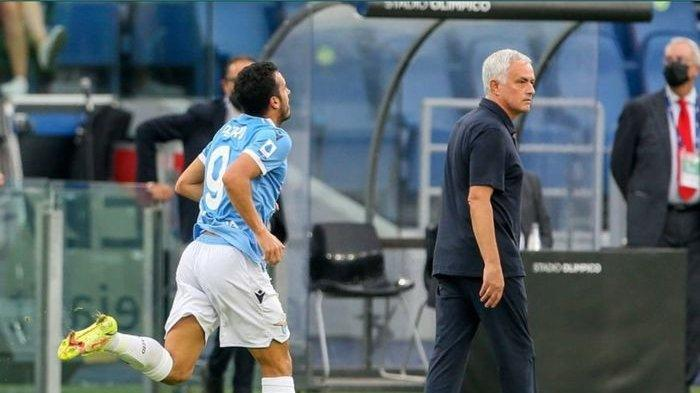Babak Pertama: AS Roma Tertinggal 1-2 dari Lazio