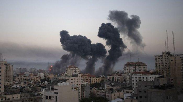 10 Orang Sekeluarga Tewas Akibat Serangan Udara Israel