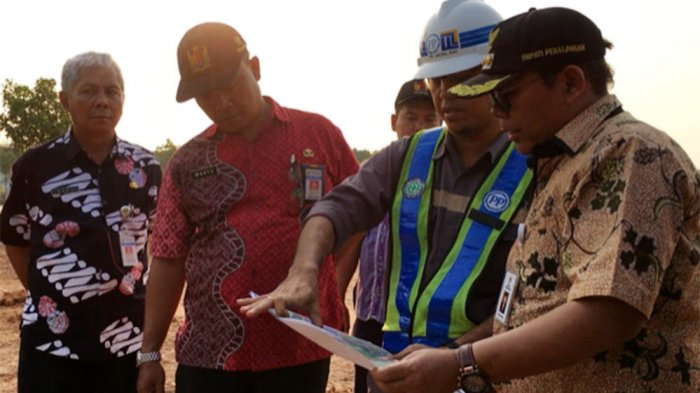 Asip Jamin Warga Dapat Ganti Untung untuk Proyek Tanggul Raksasa di Desa Semut