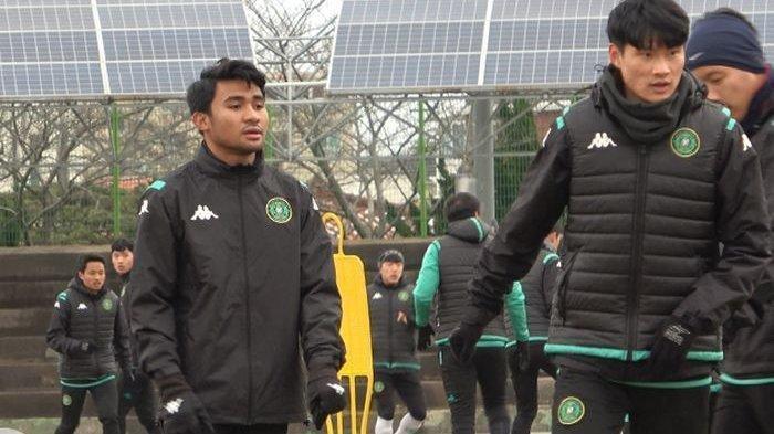 Ini Alasan Asnawi Mangkualam Ingin Hengkang dari Ansan Greeners Klub Liga 2 Korea Selatan