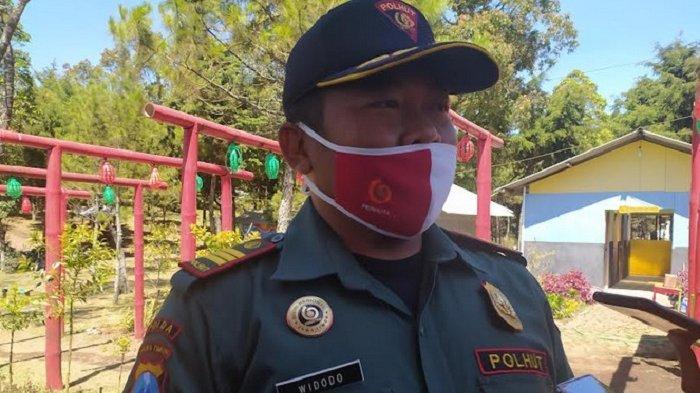 Antisipasi Karhutla di Kawasan Gunung Lawu Wilayah Karanganyar, Ini Langkah Dari Perhutani