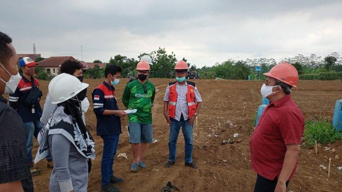 Pembangunan Taman Apung Mas Kemambang Purwokerto Dimulai
