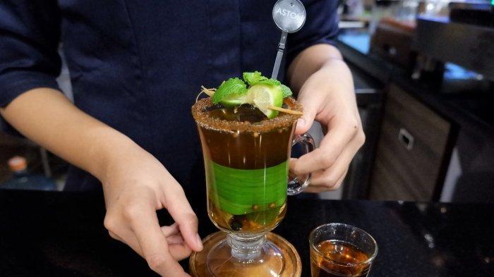 Aston Inn Pandanaran Semarang Hadirkan Pandan Ginger dan Milkshake Classic Cappucino