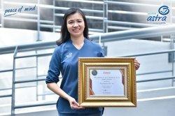 Asuransi Astra Masuk 15 Perusahaan Asuransi Umum Peroleh Insurance Market Leader Award 2021