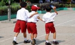 Dua Siswa SDN 1 Sokanegara Purwokerto Positif Covid-19, Pembelajaran Dialihkan Secara Daring Kembali