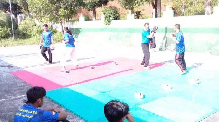 Menengok Latihan Mandiri Atlet Banjarnegara Jelang Dulongmas 2021