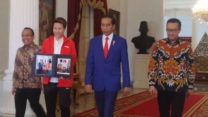Liliyana Natsir Pamit, Presiden Jokowi: Indonesia Sangat Kehilangan