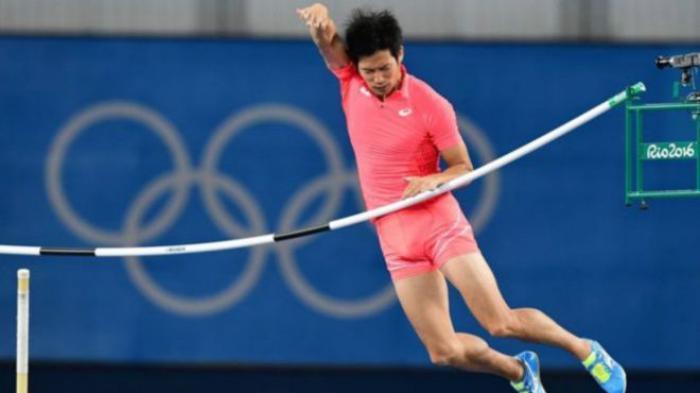 Atlet Jepang yang Dikabarkan Penisnya Nyangkut Galah Akhirnya Protes
