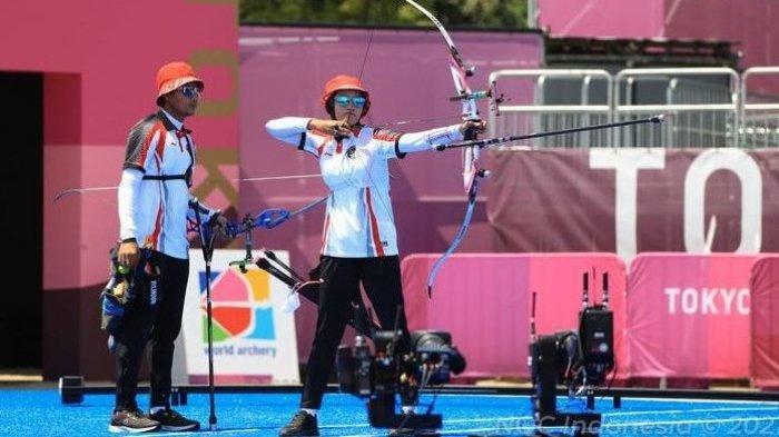 Jadwal Indonesia di Olimpiade 2021, Panahan dan Bulu Tangkis Main Hari Ini