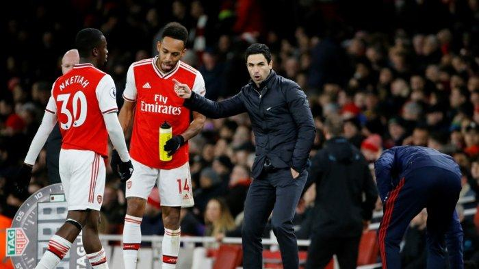 Ini Link Live Streaming TV Online Liverpool Vs Arsenal, The Gunners Sering Keok Main di Anfield