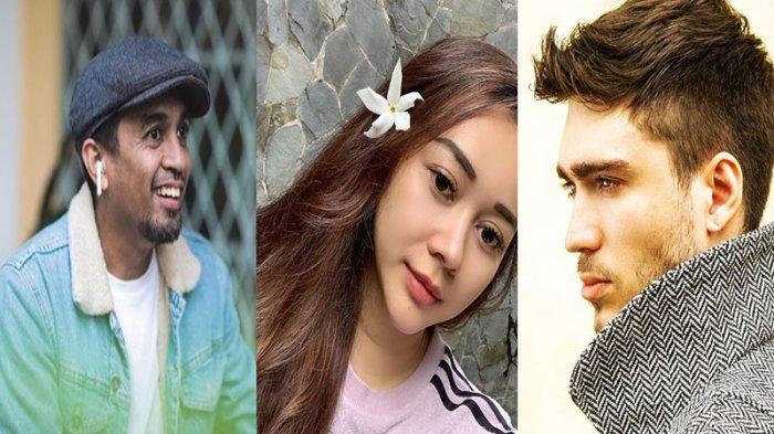 Eryck Amaral Komentari Unggahan Aura Kasih untuk Mendiang Glenn Fredly, Netizen Sebut Good Husband