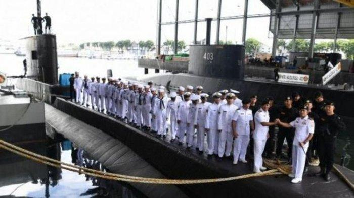 Ini Alasan Jenazah Awak Kapal Selam KRI Nanggala 402 Dievakuasi ke Surabaya