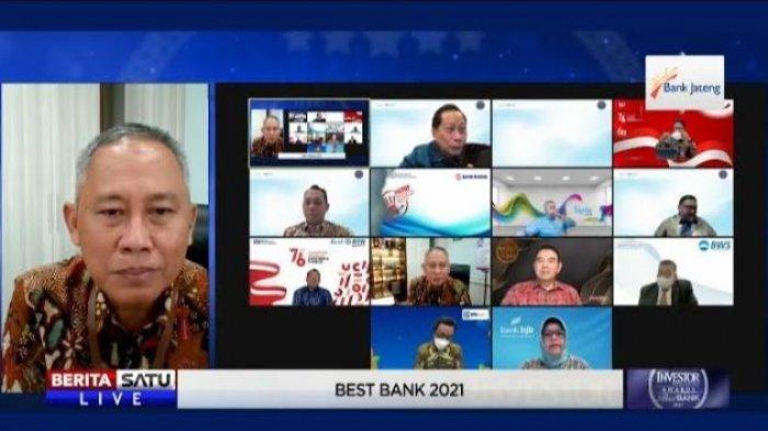 Bank Jateng Sabet Penghargaan Bank Terbaik 2021 Kategori BPD