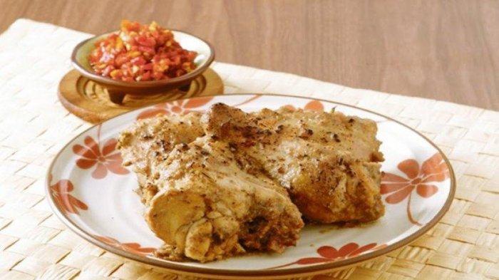 Resep Ayam Bakar Klaten Rasanya Unik dan Kaya Rempah