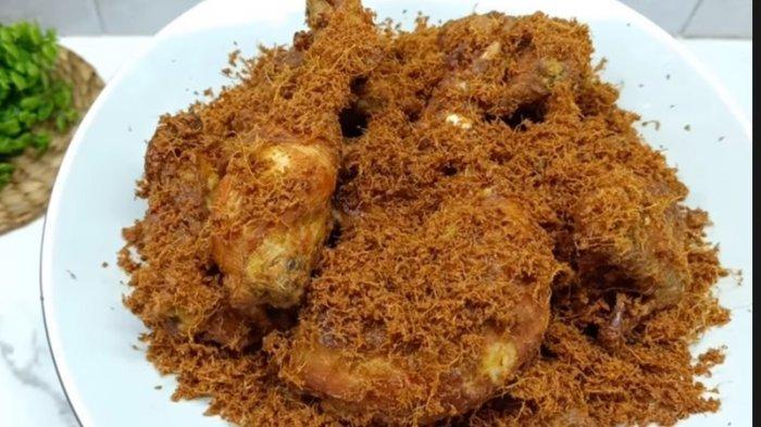 Resep Ayam Goreng Padang Gurih Dan Empuk Tribun Jateng