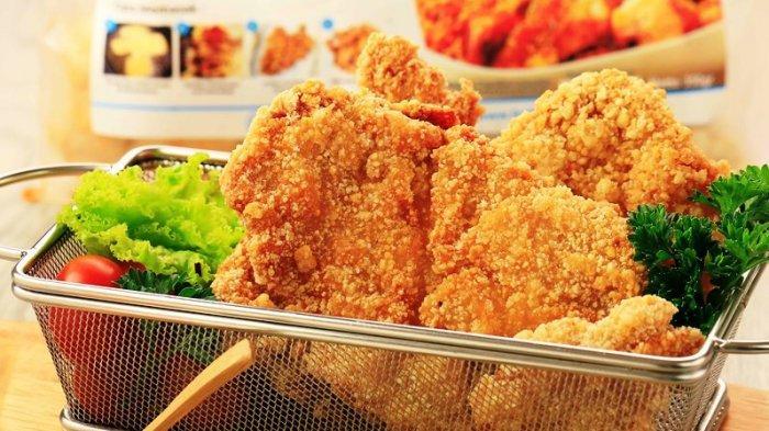 Inilah Ayam Kriwil dari Fmflour, Miliki Tujuh Varian Rasa