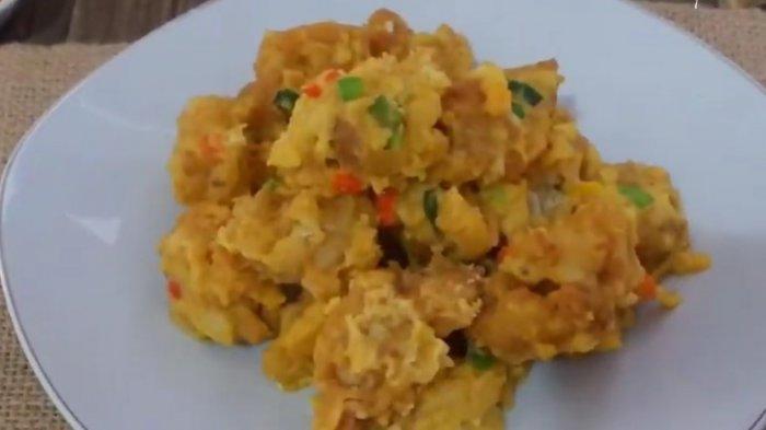Resep Ayam Saus Telur Asin Hidangan Spesial saat Berkumpul dengan Keluarga