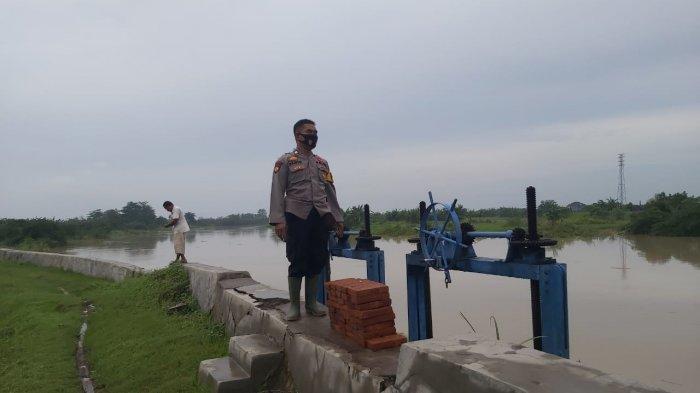 Ketinggian Sungai Wulan Capai Level 9, Warga Kudus Siaga Banjir