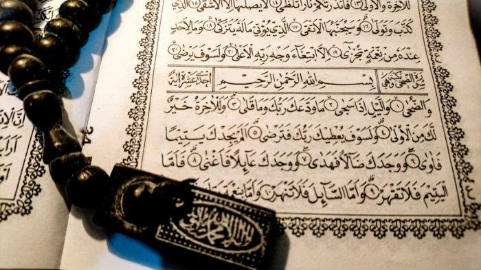 Surat Ad Duha Lengkap Arab Latin dan Artinya