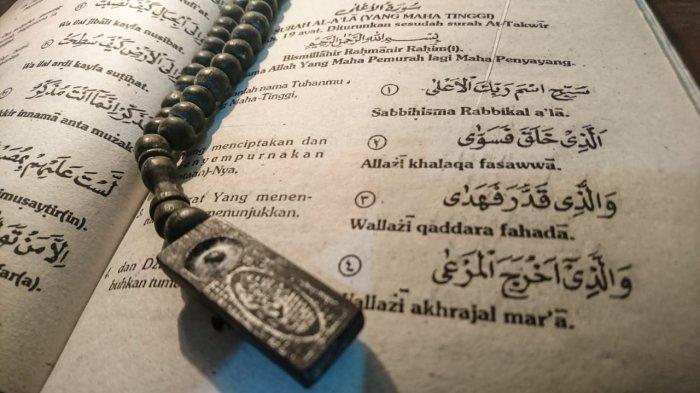 Surat Al A'la Lengkap Arab Latin dan Artinya