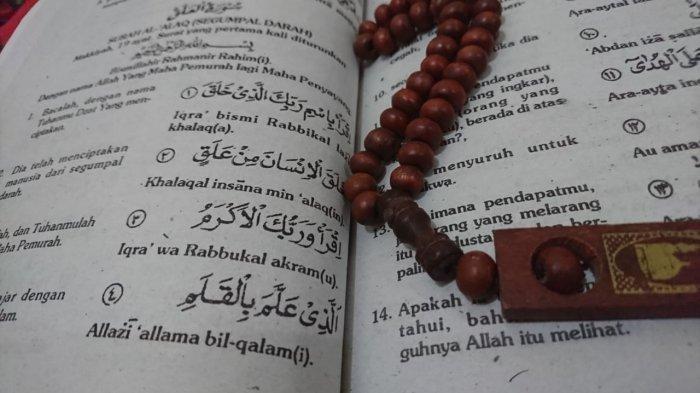 Surat Al Alaq Lengkap Arab Latin dan Artinya