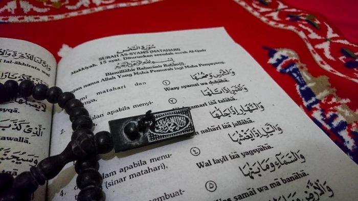 Surat As Syams Lengkap Arab Latin dan Artinya