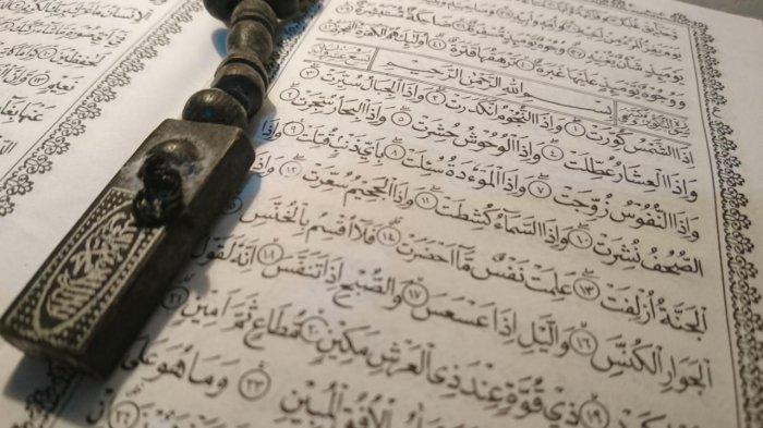 Surat At Takwir Lengkap Arab Latin dan Artinya