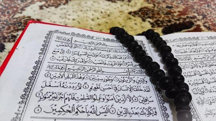 Surat At Tin Lengkap Arab Latin dan Artinya