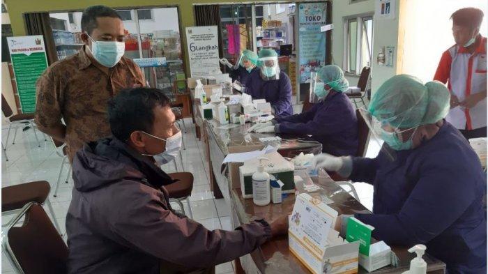 Pilkada Kabupaten Pekalongan, 21.621 Penyelenggara Pemilu Jalani Rapid Test