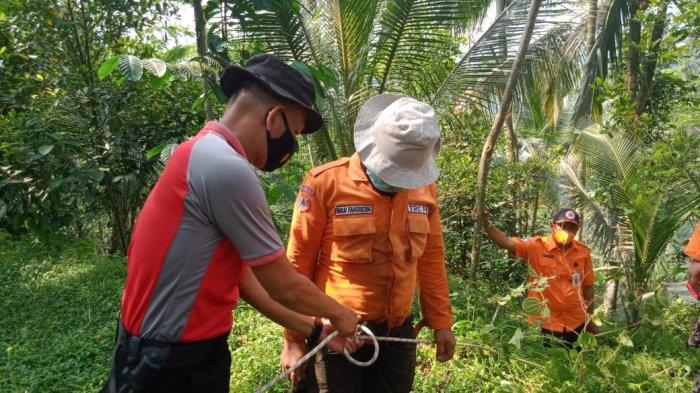 BPBD Banyumas Gelar Pelatihan Tim Reaksi Cepat Penanggulangan Bencana