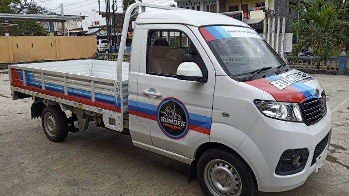 Penampakan Mobil Esemka Dipercaya Jadi Mobil Operasional Bumdes di Boyolali: Urus Suratnya Mudah