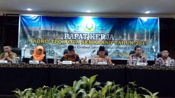 Tingkatkan Kemajuan TPQ, Badko TPQ Kota Semarang Tambah 3 Program Baru