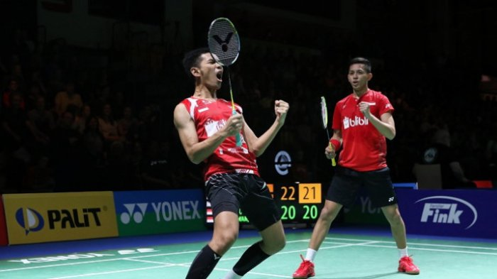 Nonton TV Online Ini Link Live Streaming Thomas Cup 2021 Indonesia Vs Taiwan