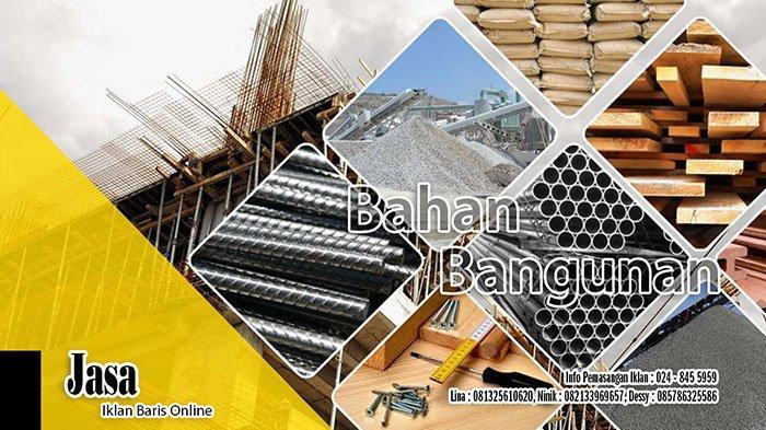 Info Biro Jasa Bangunan, Arsitek, Sedot WC, Laundry, Servis di Semarang Kamis 8 Juli 2021