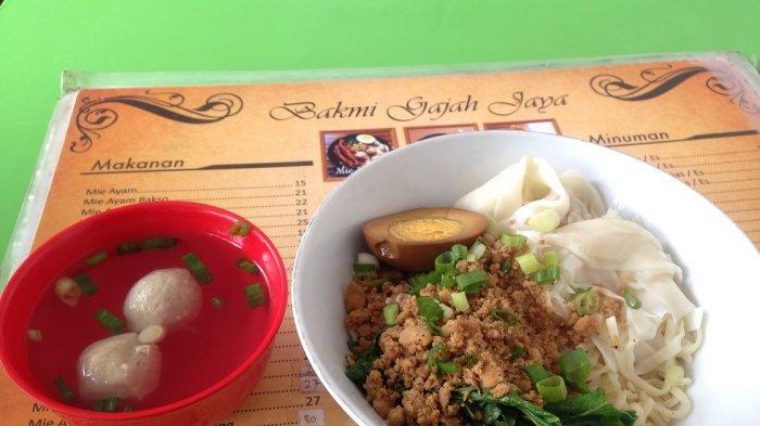 Bakmi Gajah Jaya Rekomendasi