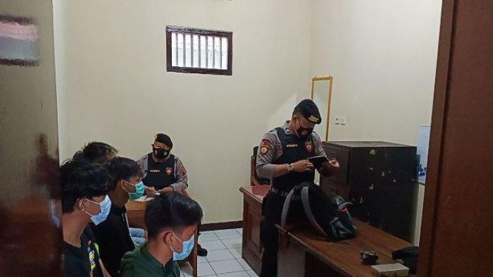 6 Remaja Pebalap Liar Diamankan Polisi di Kebumen, Pernah Taruhan Rp 25 Juta