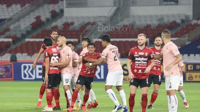 Nonton TV Online Ini Link Live Streaming Borneo FC Vs Bali United BRI Liga 1 2021