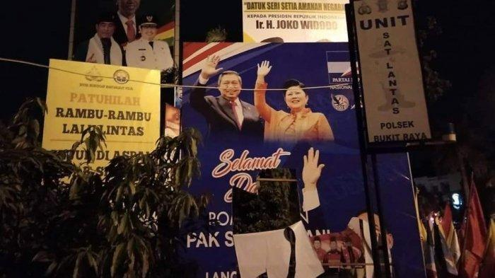 PDIP Tersinggung Dituduh Terlibat Perusakan Bendera Demokrat di Riau