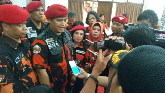 Hadiri Pelantikan Pengurus Pemuda Pancasila, Walikota Salatiga Ajak Rawat Keberagaman