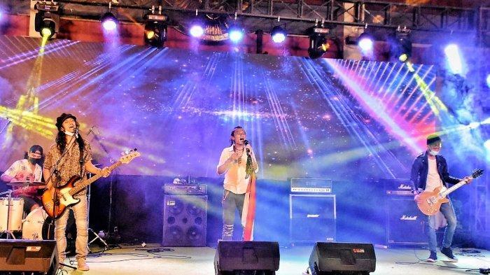 Ribuan Penonton Saksikan Konser Musik Virtual Bungah Merdeka