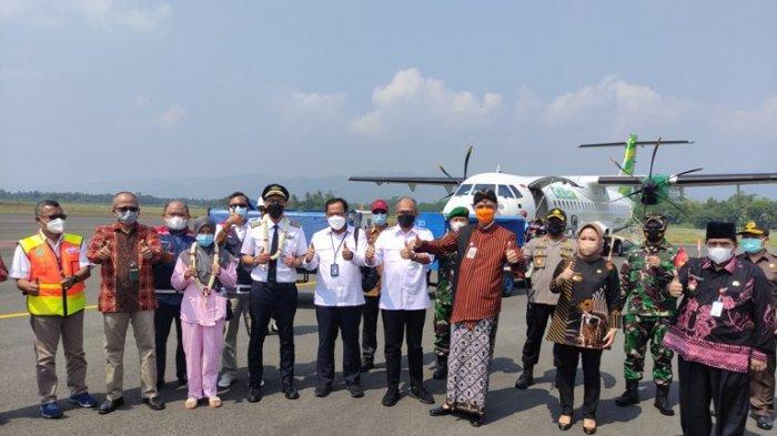 Akhirnya Bandara Jenderal Soedirman di Purbalingga Bisa Beroperasi, setelah 15 Tahun Diusulkan