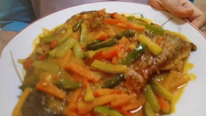 Resep Bandeng Acar Cocok Untuk Lauk Makan Siang